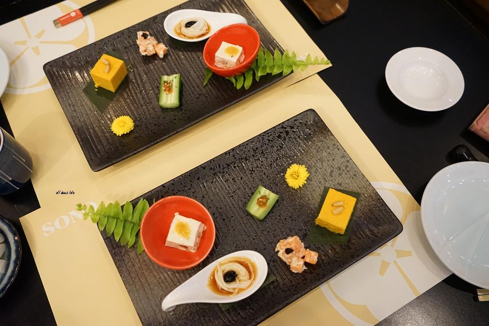 20180102160147 30 - 熱血採訪│SONO園日本料理30周年,親民價就能吃到大和套餐,還有期間限定日本歌舞伎美學表演!