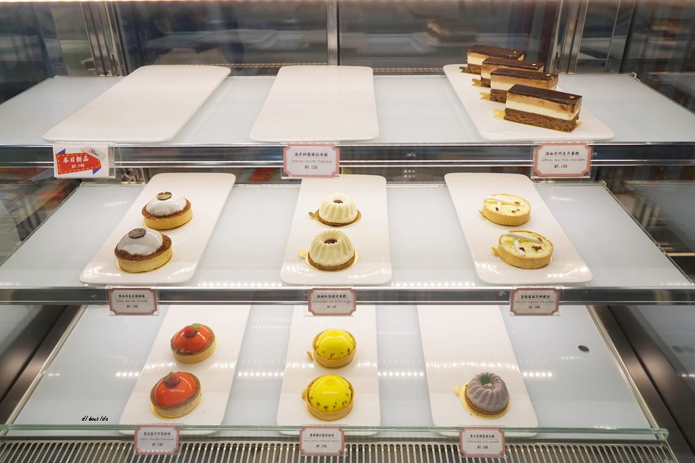 20180127205449 54 - 台中南區︱法國主廚的歐洲家庭風甜點店 AB法國人的甜點店