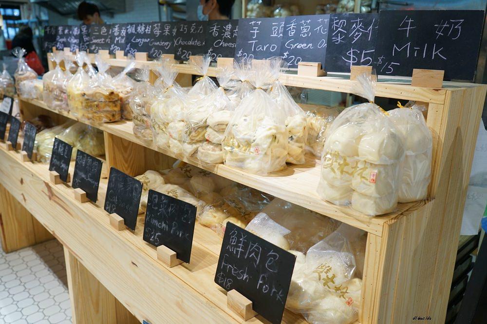 20180210112024 36 - 台中西區︱食尚玩家採訪過的絕美菜市場人氣包子店 雙木林手作包子饅頭