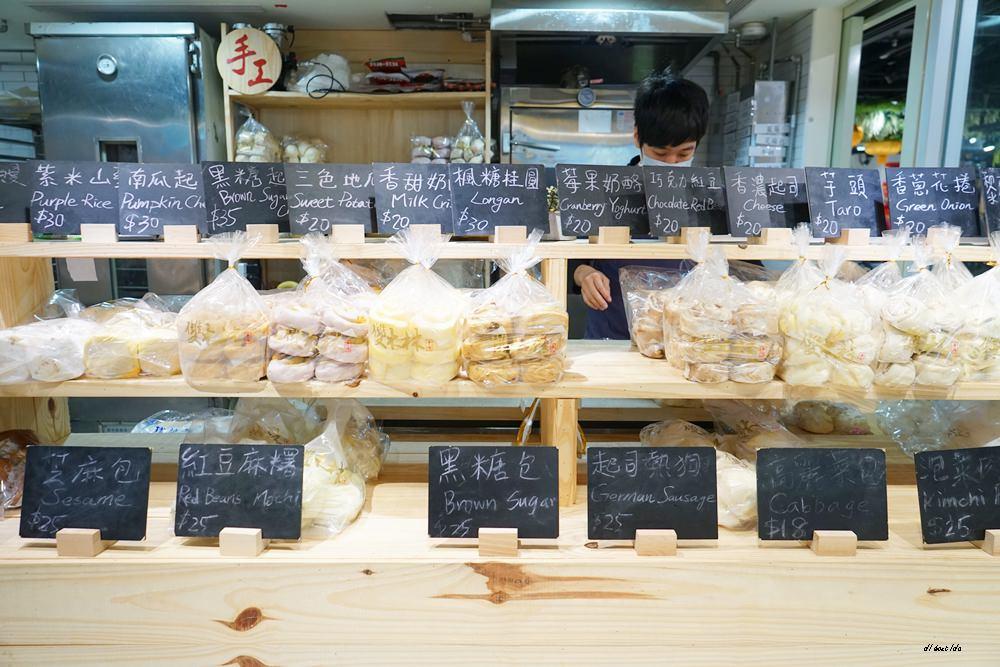 20180210112032 45 - 台中西區︱食尚玩家採訪過的絕美菜市場人氣包子店 雙木林手作包子饅頭