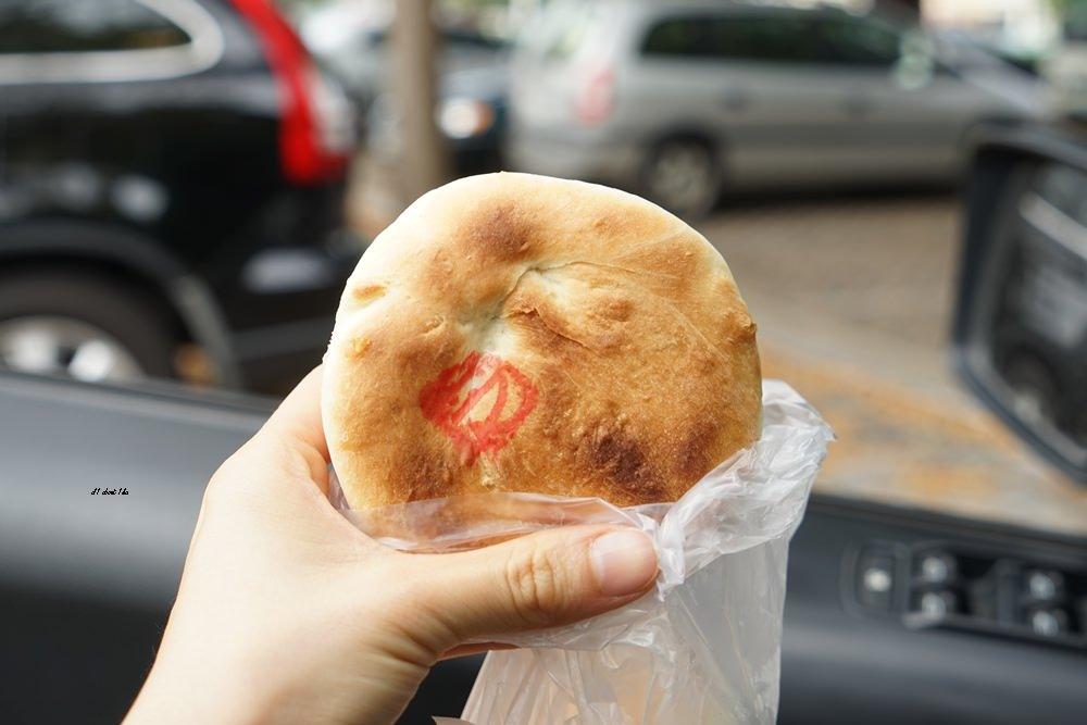 20180301210657 80 - 銅板美食|不一樣饅頭店 10元 餡餅 燒餅 槓子頭 烤饅頭
