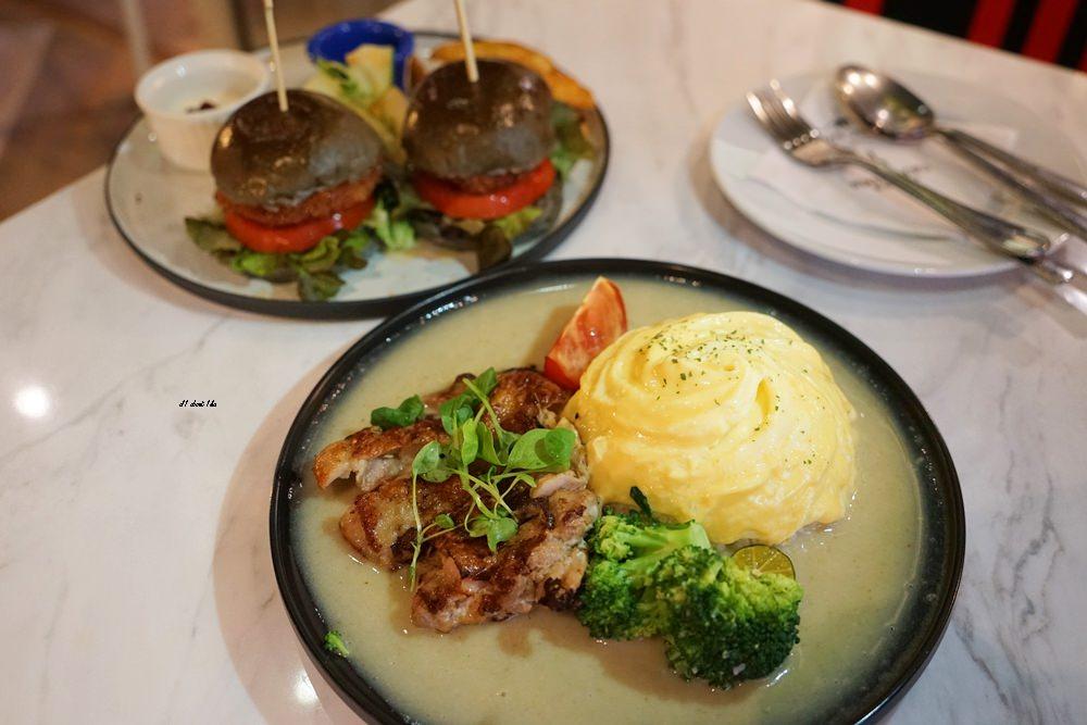20180306174607 5 - 東海美食|N.N.Thai Thai 泰式料理餐廳 蘑菇新作 IG打卡熱門
