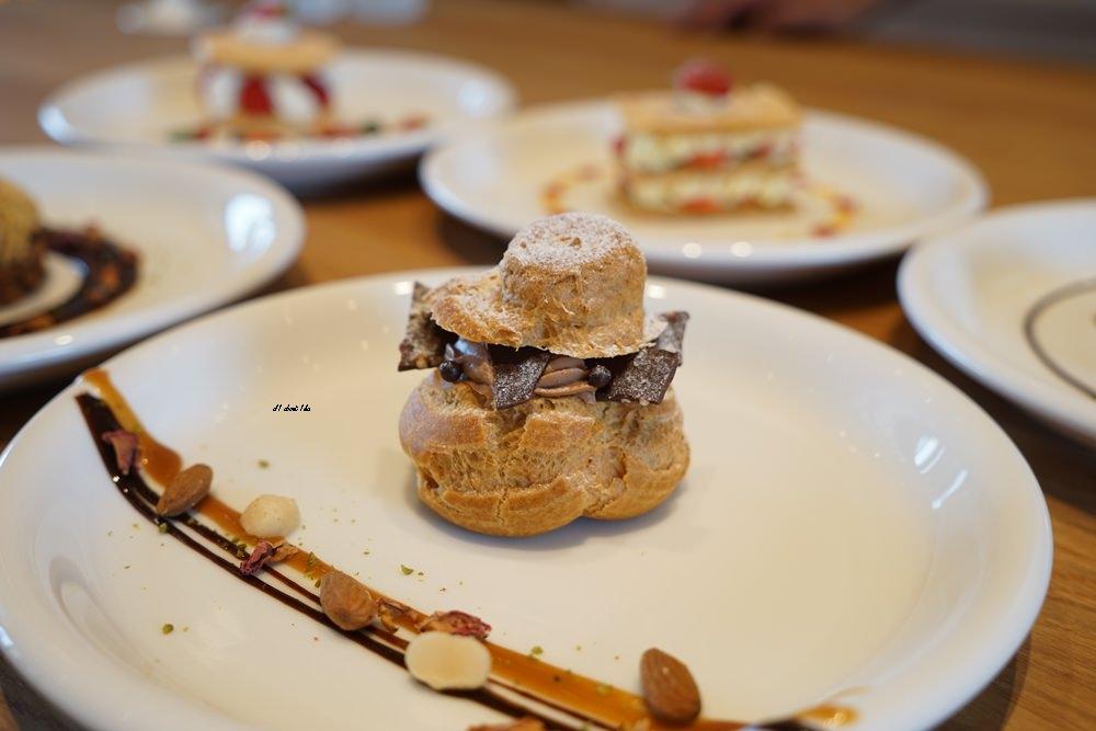 20180308163455 84 - 熱血採訪│卷卷蛋糕 超漂亮法式甜點高貴不貴 輕食好吃推薦 近台中高鐵