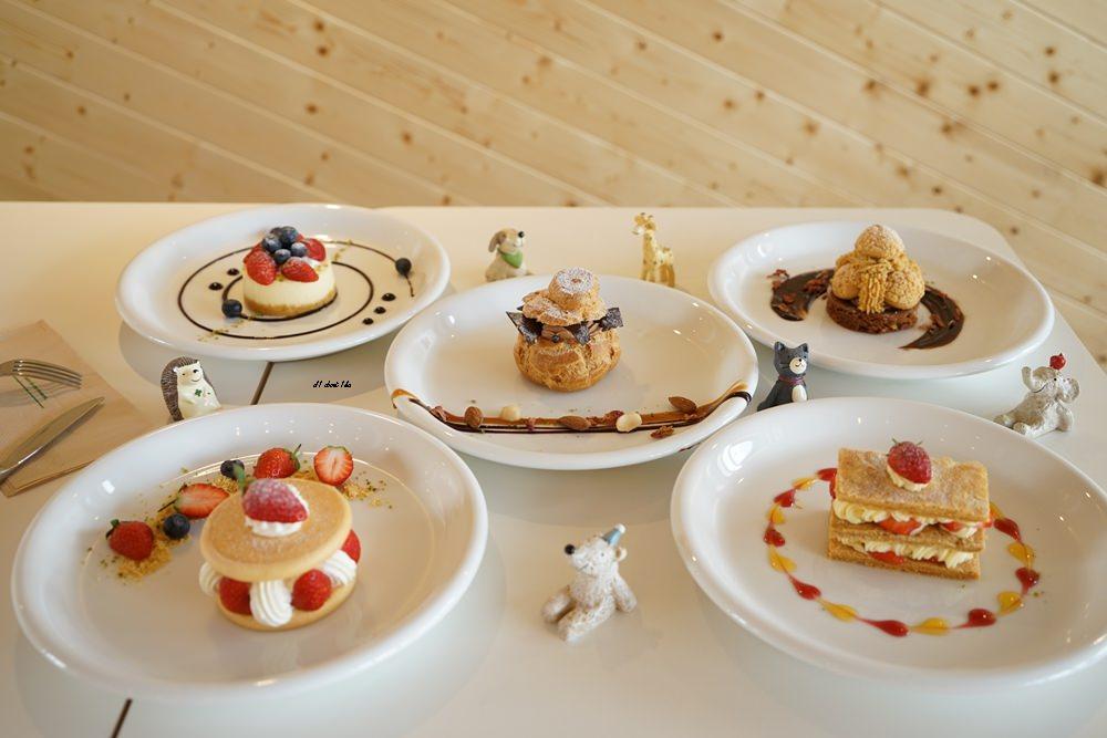 20180308163459 8 - 熱血採訪│卷卷蛋糕 超漂亮法式甜點高貴不貴 輕食好吃推薦 近台中高鐵