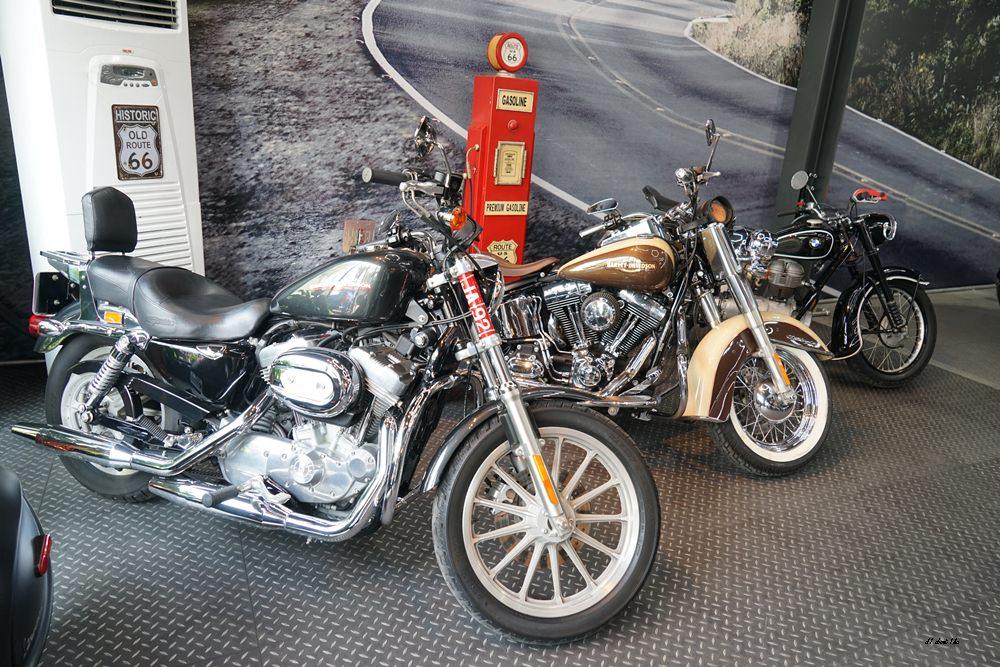 20180322164638 30 - 台中南屯|哈雷重機主題咖啡館 Gear moto coffee shop 極美!!