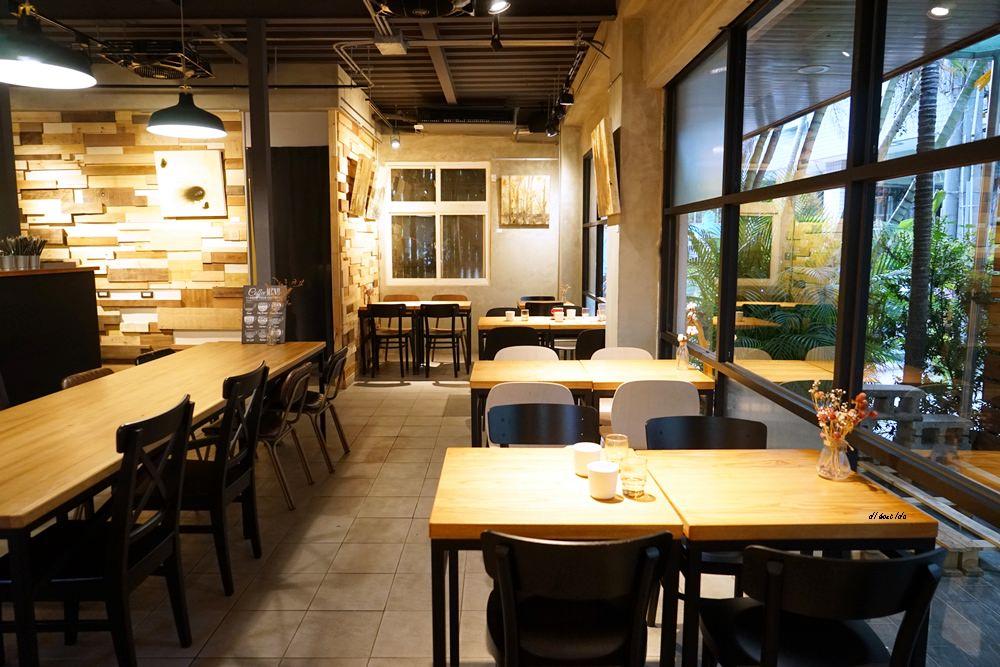 20180401212851 78 - 台中南區|學田有藝 在藝文氣息濃厚的木造老屋吃大人味的提拉米蘇