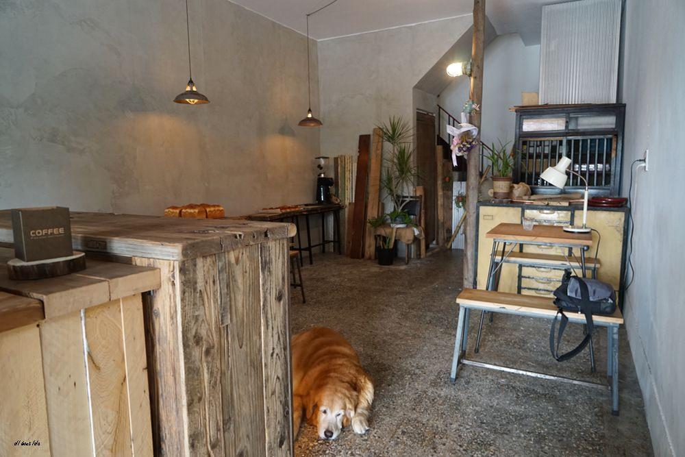 20180515230909 42 - 烏日超有味道的老宅咖啡館-楽珈 Coffee Roaster 還有好吃的手作麵包限量供應