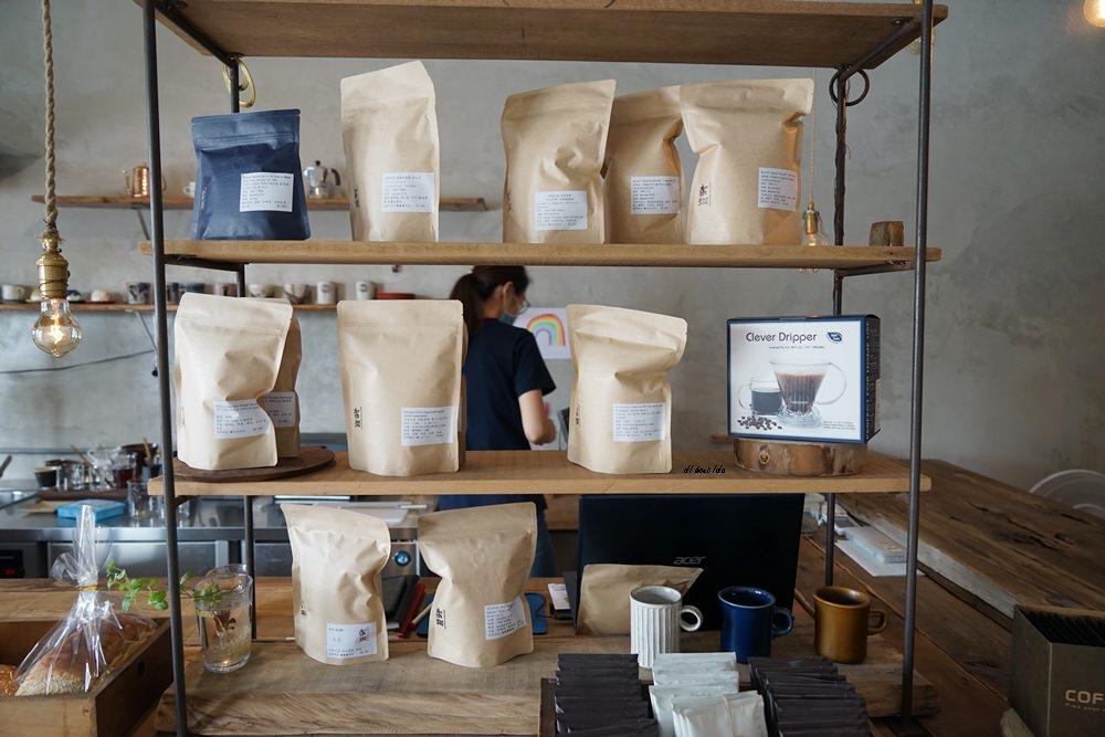20180515230915 3 - 烏日超有味道的老宅咖啡館-楽珈 Coffee Roaster 還有好吃的手作麵包限量供應