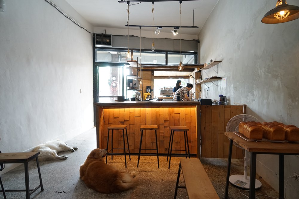 20180515230943 47 - 烏日超有味道的老宅咖啡館-楽珈 Coffee Roaster 還有好吃的手作麵包限量供應