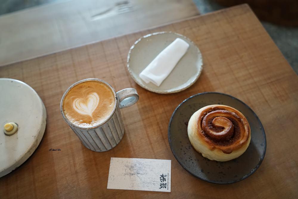 20180515231007 44 - 烏日超有味道的老宅咖啡館-楽珈 Coffee Roaster 還有好吃的手作麵包限量供應