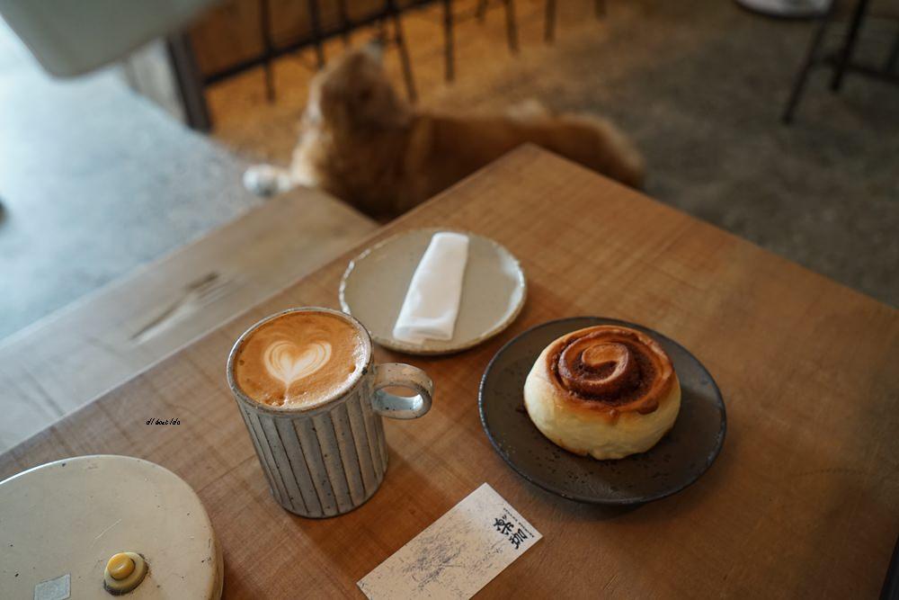 20180515231017 58 - 烏日超有味道的老宅咖啡館-楽珈 Coffee Roaster 還有好吃的手作麵包限量供應