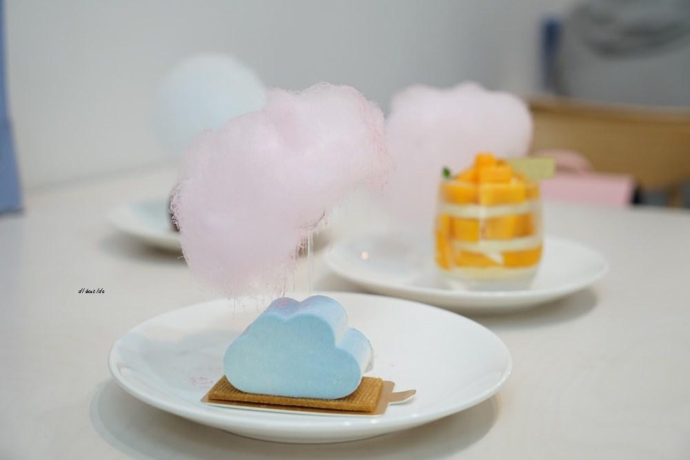 20180604165247 49 - 南屯下午茶│超夢幻雲朵鞦韆與棉花糖甜點 小雲朵甜點工作室