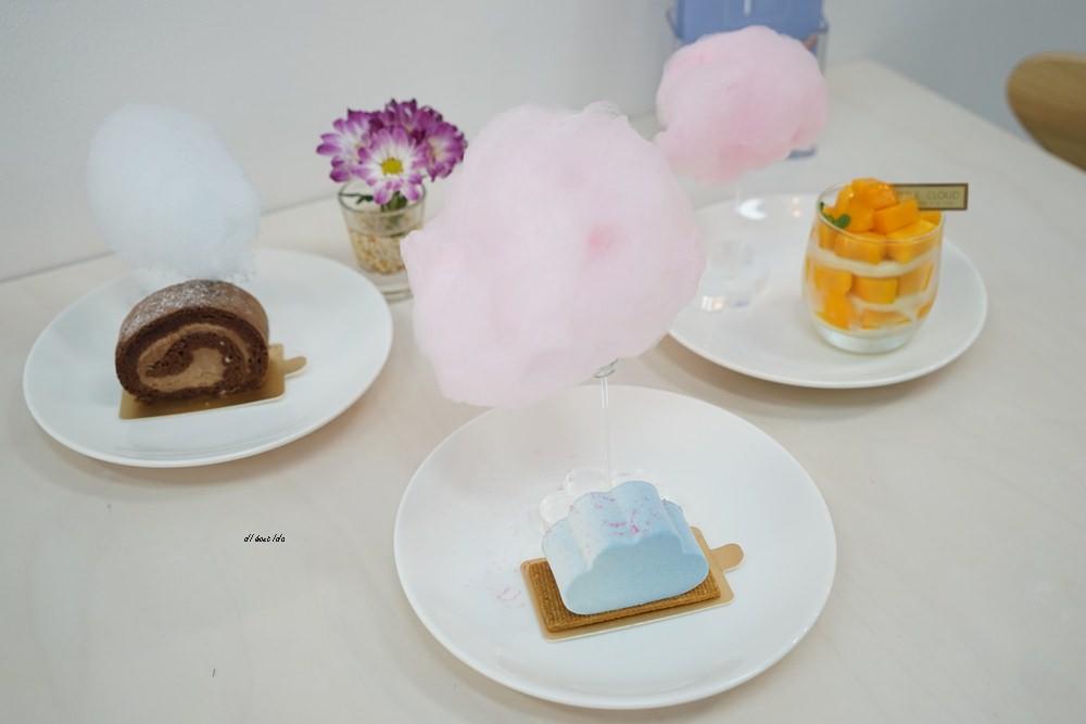 20180604165251 20 - 南屯下午茶│超夢幻雲朵鞦韆與棉花糖甜點 小雲朵甜點工作室