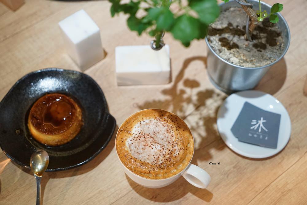 20180605203637 9 - 南區咖啡|沐cafe咖啡廳 焦糖布丁好好吃 輕簡工業風設計 有漂亮的木頭旋轉梯