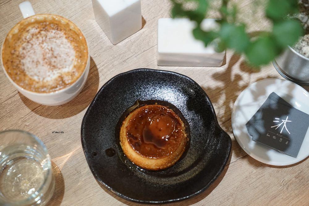 20180605203645 69 - 南區咖啡|沐cafe咖啡廳 焦糖布丁好好吃 輕簡工業風設計 有漂亮的木頭旋轉梯