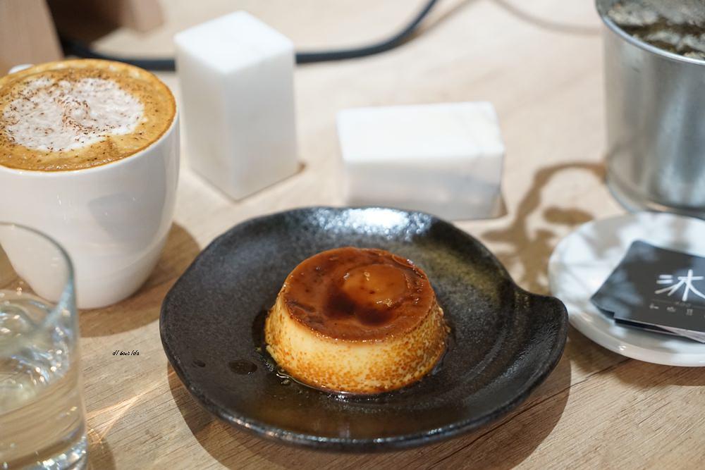 20180605203647 8 - 南區咖啡|沐cafe咖啡廳 焦糖布丁好好吃 輕簡工業風設計 有漂亮的木頭旋轉梯