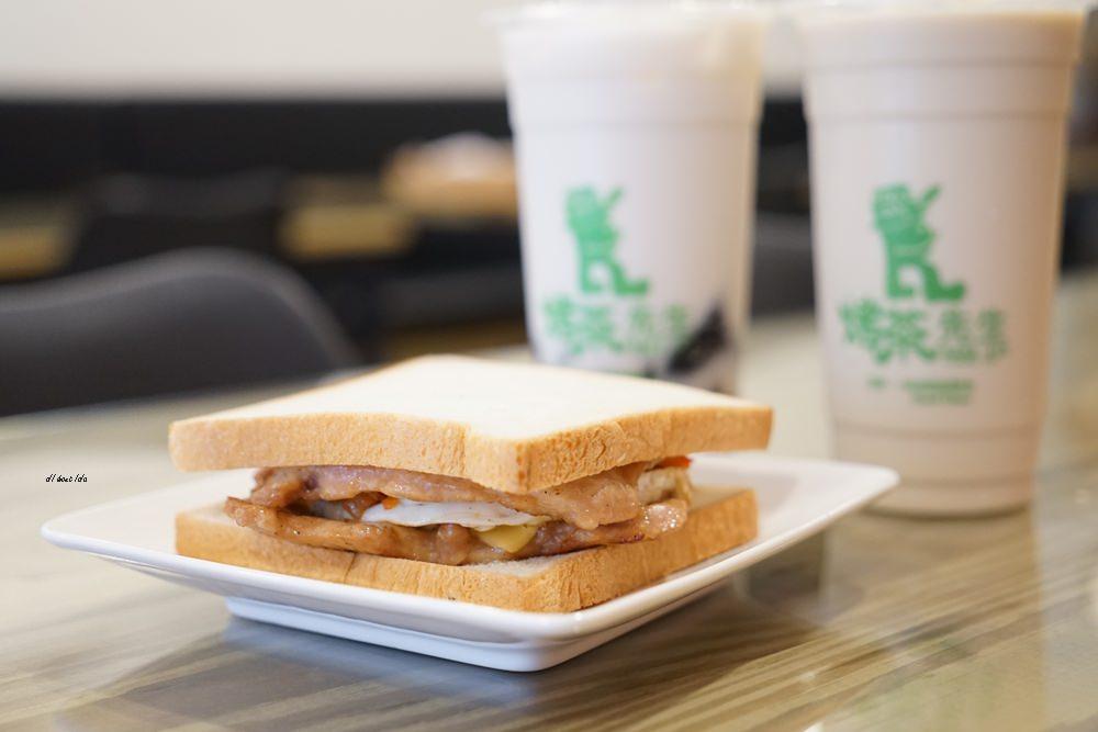 20180611171055 30 - 熱血採訪│烤茶肉蛋土司 早午餐舒適環境卻只要銅板價格 還有好喝飲料喔!