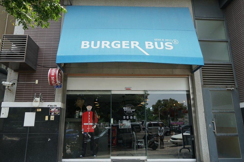 20180629093216 15 - 熱血採訪︱漢堡巴士 清爽的英式漢堡 道地英倫風格的好吃早午餐