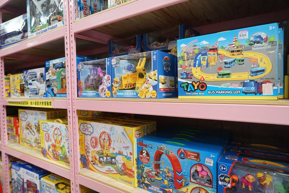 20180704162639 71 - 熱血採訪|亞細亞Toys批發家族 知名品牌玩具特賣開跑 免滿額就批發價 便宜又好買
