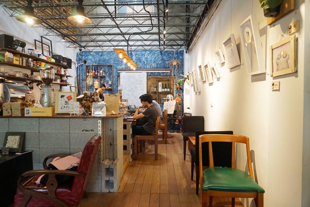 20180717210013 95 - 民生咖啡︱審計新村旁很有味道的老宅咖啡館