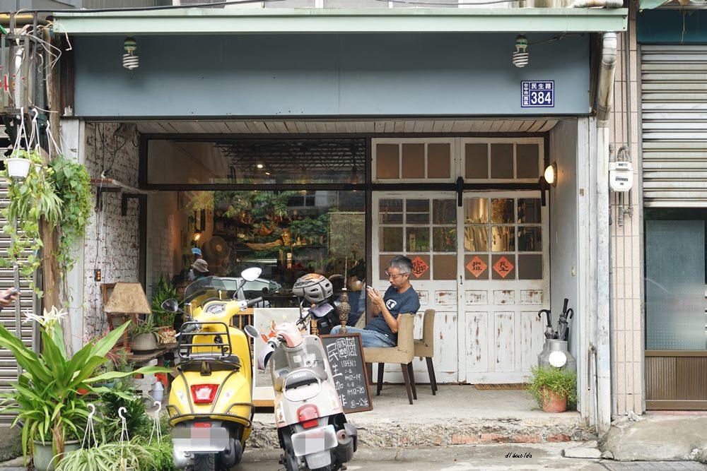 20180718115604 96 - 民生咖啡︱審計新村旁很有味道的老宅咖啡館