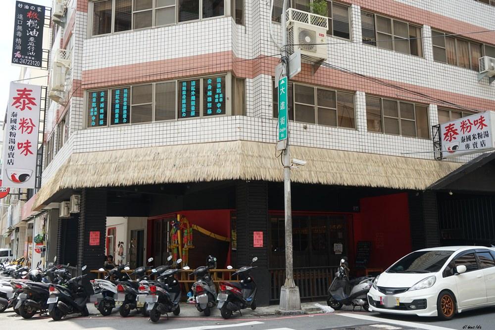 20180729111238 54 - 台中南屯︱一個人也能輕鬆吃泰式料理 泰粉味泰國米粉湯