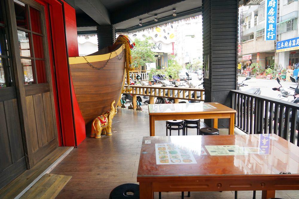 20180729111248 69 - 台中南屯︱一個人也能輕鬆吃泰式料理 泰粉味泰國米粉湯