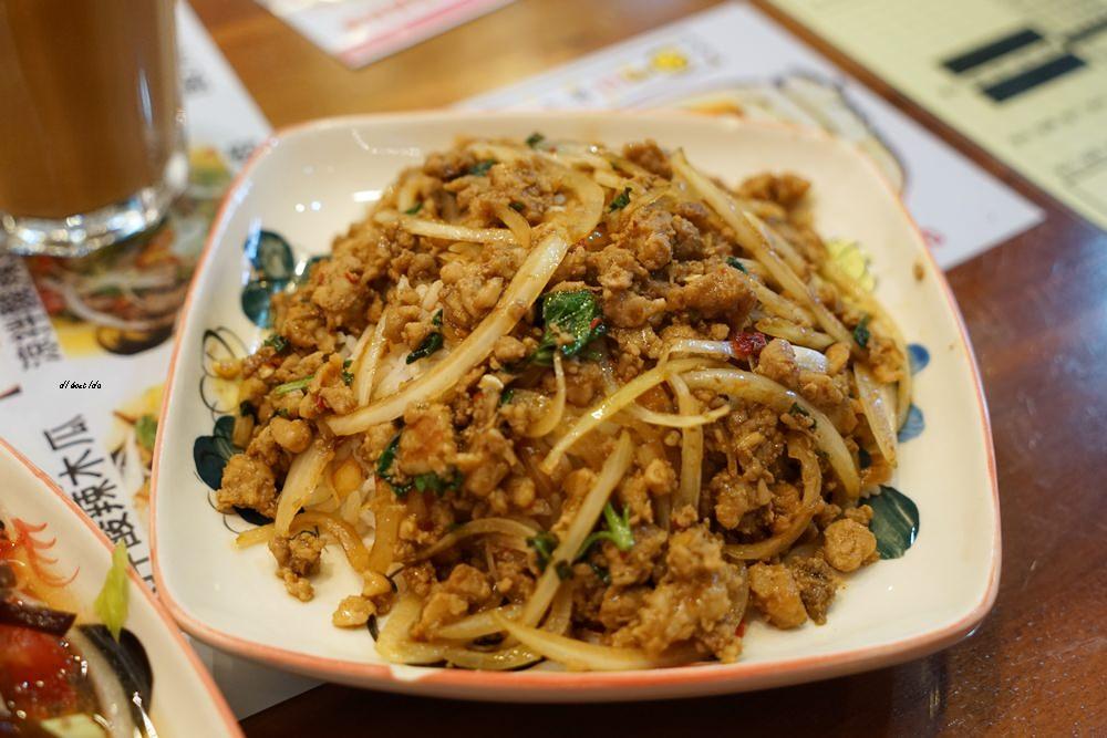 20180729111250 88 - 台中南屯︱一個人也能輕鬆吃泰式料理 泰粉味泰國米粉湯