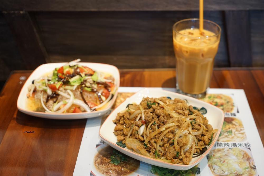 20180729111251 32 - 台中南屯︱一個人也能輕鬆吃泰式料理 泰粉味泰國米粉湯