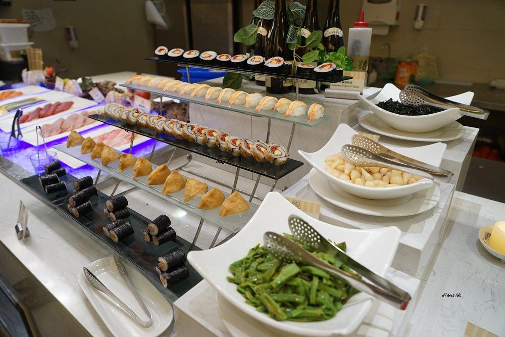 20180925133643 80 - 尾牙聚餐︱裕元花園酒店自助餐 溫莎咖啡廳buffet吃到飽 買餐券卡便宜