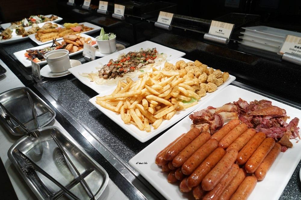 20180925133756 78 - 尾牙聚餐︱裕元花園酒店自助餐 溫莎咖啡廳buffet吃到飽 買餐券卡便宜