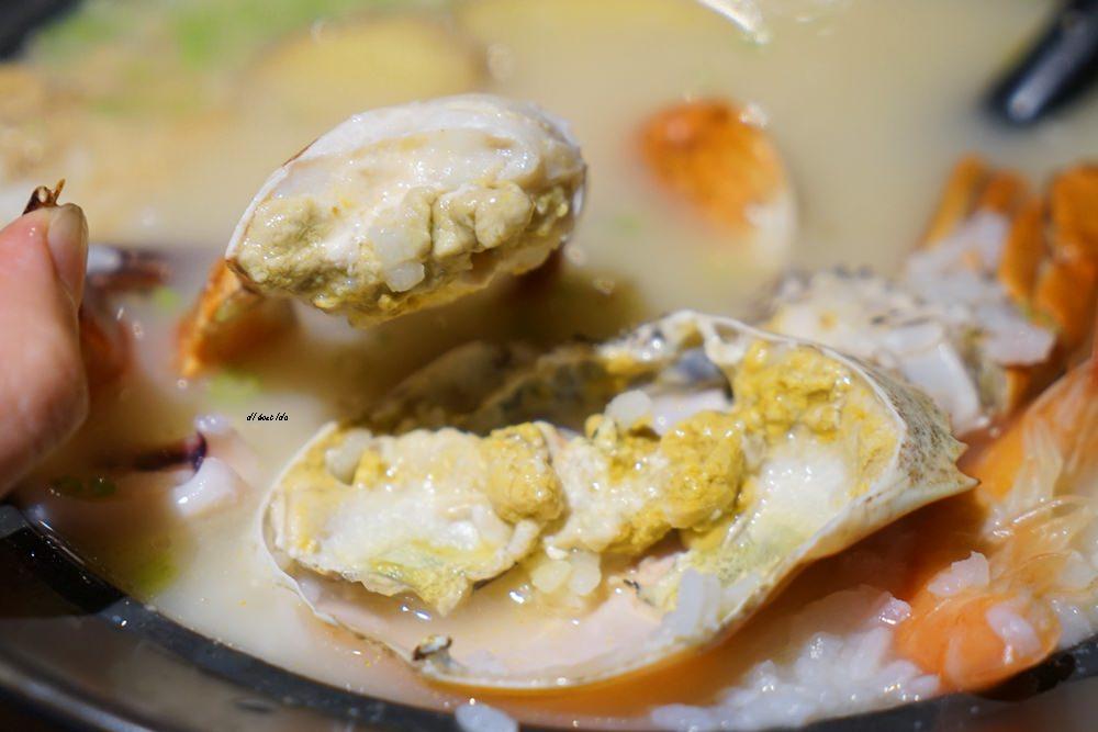 20181023161748 1 - 天冷吃粥│不用花大錢就可以吃新鮮螃蟹粥 波士頓龍蝦海鮮粥 粥堂