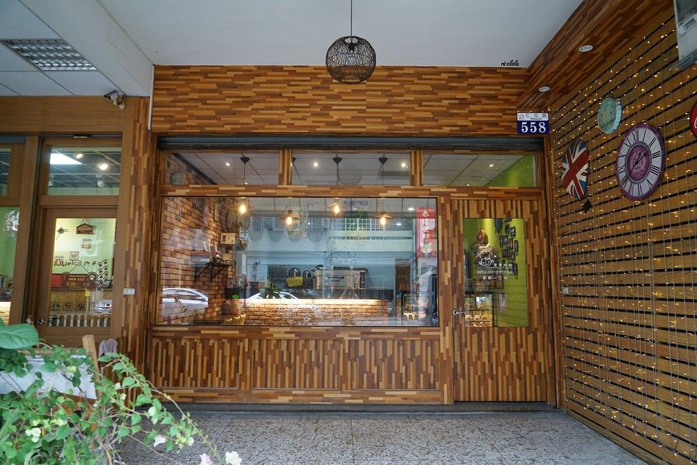 20181130185819 2 - 熱血採訪︱店內蛋糕都是用米做的!而且都是甜甜銅板價!米蛋糕全台季軍創意無極限