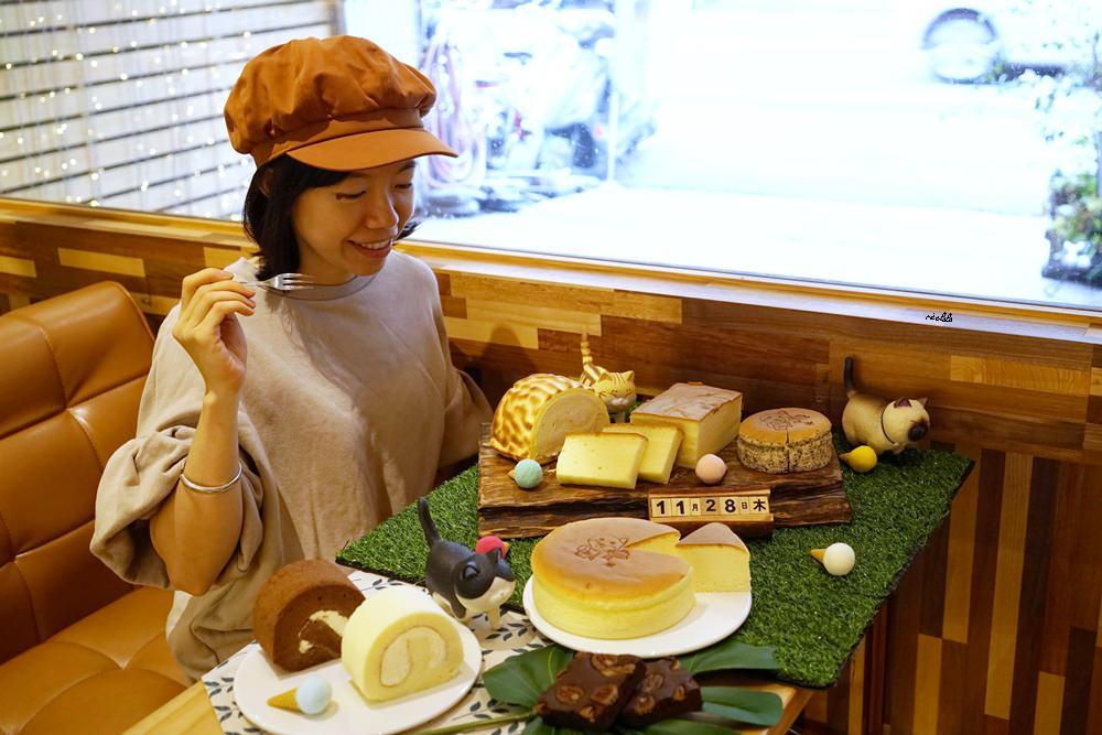 20181130190217 41 - 熱血採訪︱店內蛋糕都是用米做的!而且都是甜甜銅板價!米蛋糕全台季軍創意無極限