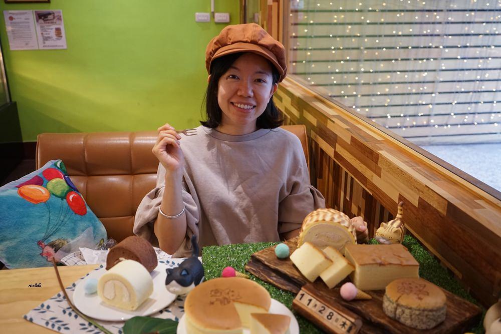 20181130190220 22 - 熱血採訪︱店內蛋糕都是用米做的!而且都是甜甜銅板價!米蛋糕全台季軍創意無極限
