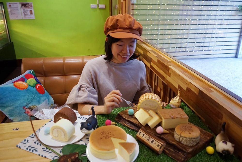 20181130190221 3 - 熱血採訪︱店內蛋糕都是用米做的!而且都是甜甜銅板價!米蛋糕全台季軍創意無極限
