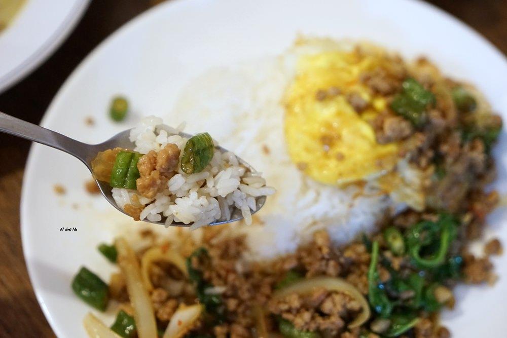 20181214151520 18 - 百元有找就能吃飽 一個人也能輕鬆吃泰式料理 超平價的泰僑村