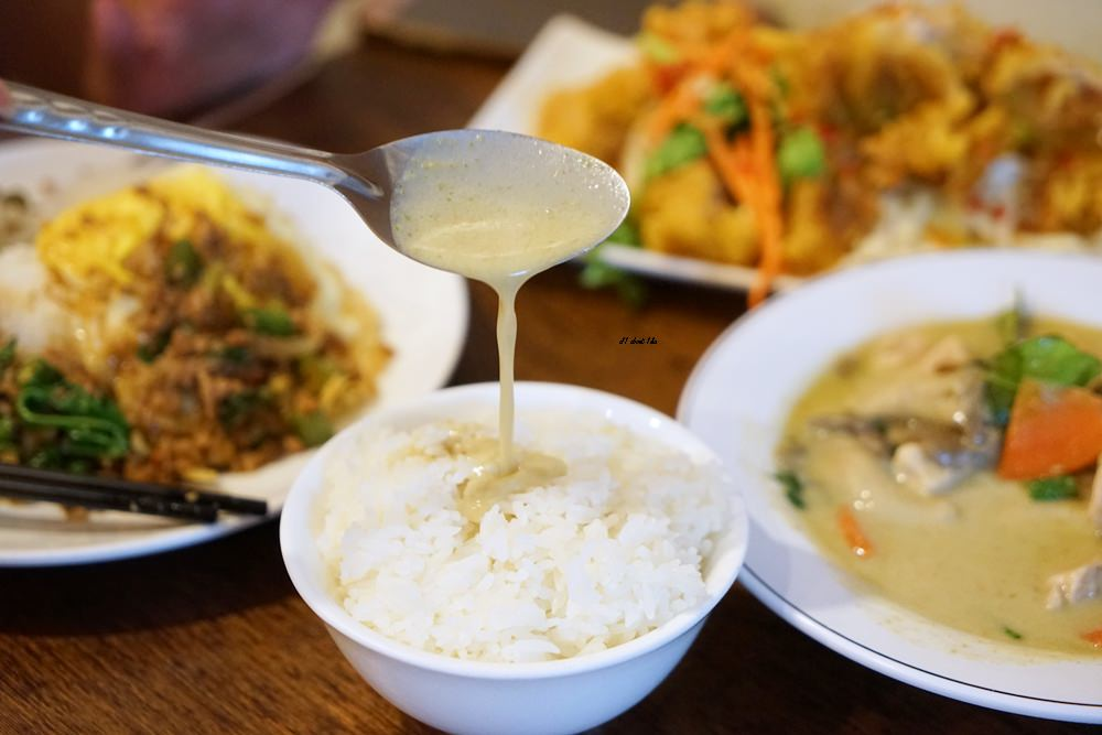 20181214151522 1 - 百元有找就能吃飽 一個人也能輕鬆吃泰式料理 超平價的泰僑村