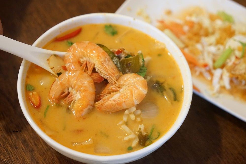 20181214151528 26 - 百元有找就能吃飽 一個人也能輕鬆吃泰式料理 超平價的泰僑村