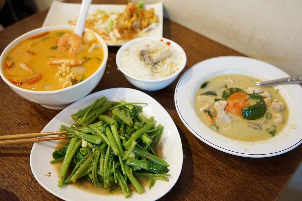 20181214151531 13 - 百元有找就能吃飽 一個人也能輕鬆吃泰式料理 超平價的泰僑村