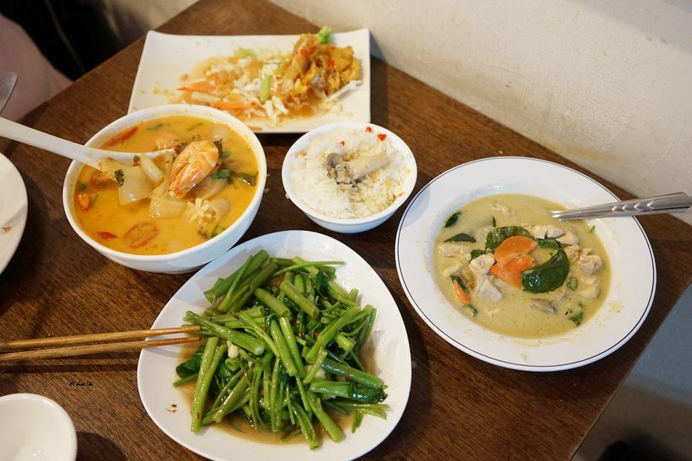 20181214151533 81 - 百元有找就能吃飽 一個人也能輕鬆吃泰式料理 超平價的泰僑村
