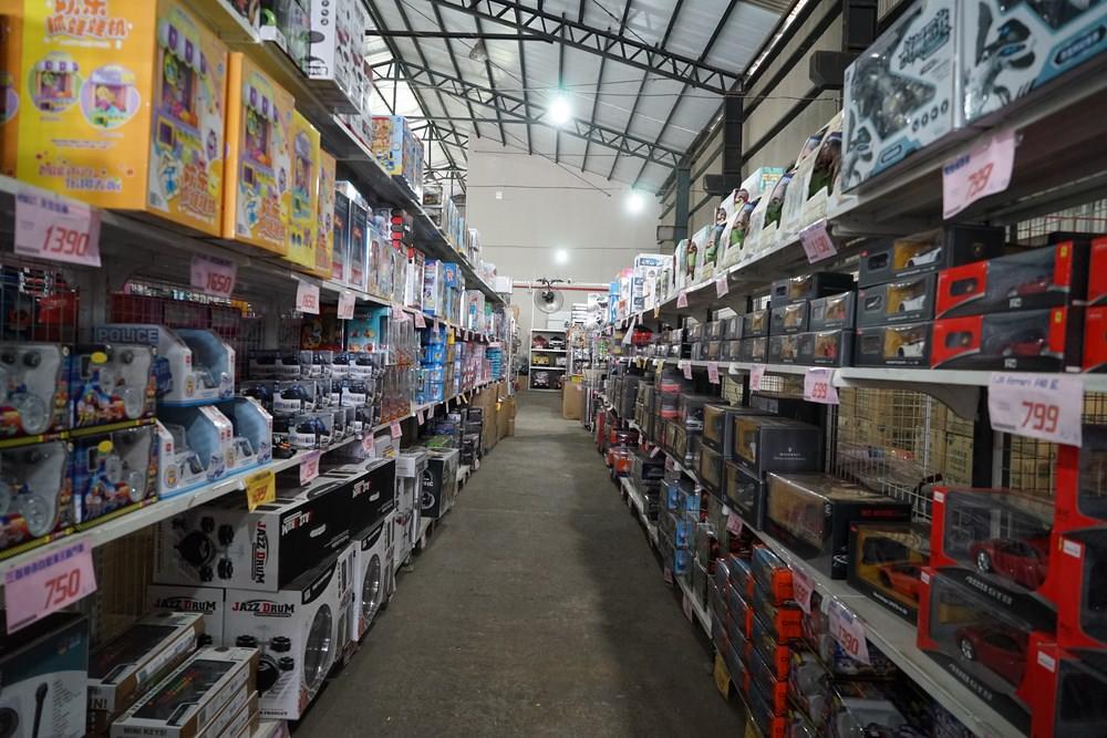 20190415194916 52 - 熱血採訪│300坪大空間玩具批發,不用滿額就4.8折 還有超值家電與生活用品