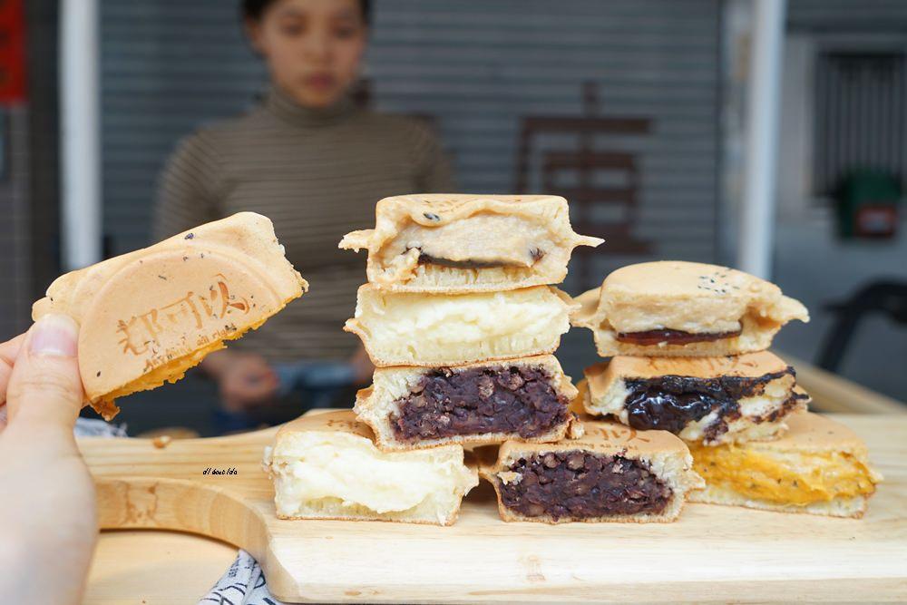 20190422170335 59 - 良心製作的好吃紅豆餅 無添加的口感溫潤又實在 都可以車輪餅
