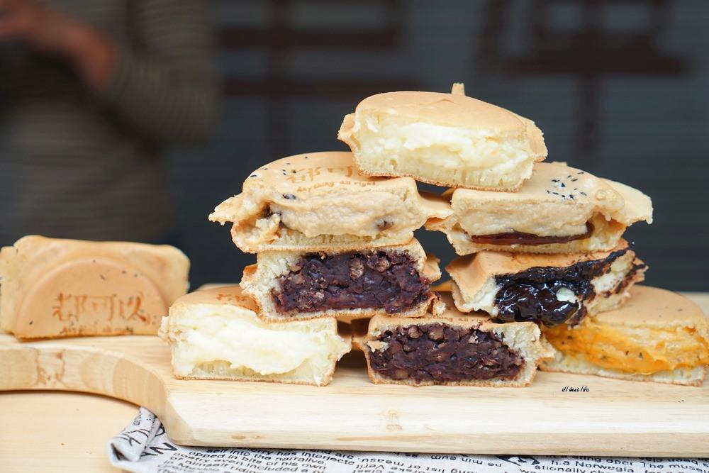 20190422170336 9 - 良心製作的好吃紅豆餅 無添加的口感溫潤又實在 都可以車輪餅