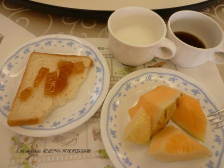 歐都納山野渡假村:嘉義大埔 歐都納山野渡假村 清爽美味早餐buffet