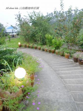 山海觀咖啡莊園:雲林古坑 平價美味的咖啡全餐 山海觀咖啡莊園