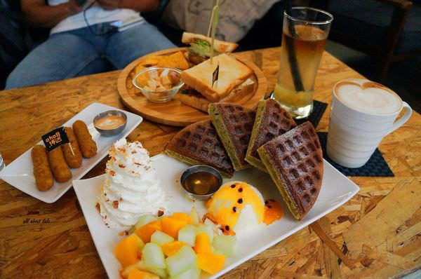 fd5a813ad4518a101b9def4e53013e50 - [熱血採訪]逢甲佈達咖啡 厚鬆餅 三明治 下午茶 夜間搖身一變為酒吧